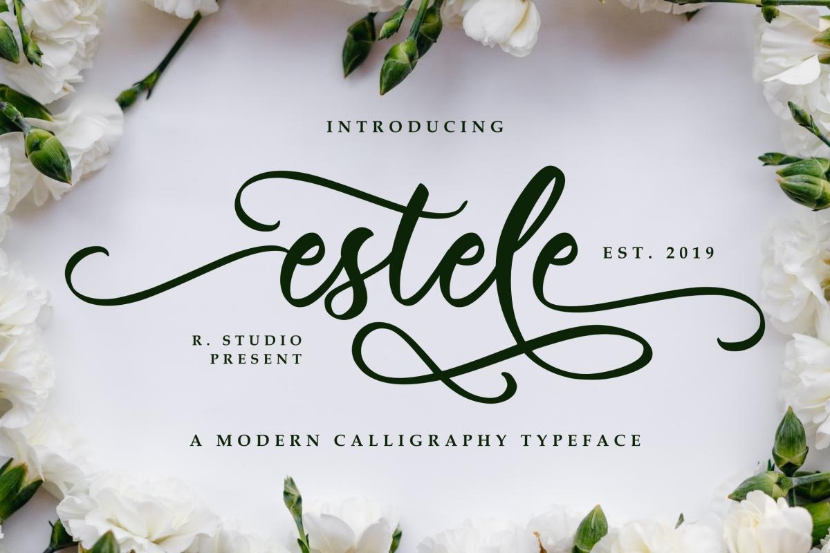 Estele example image 1