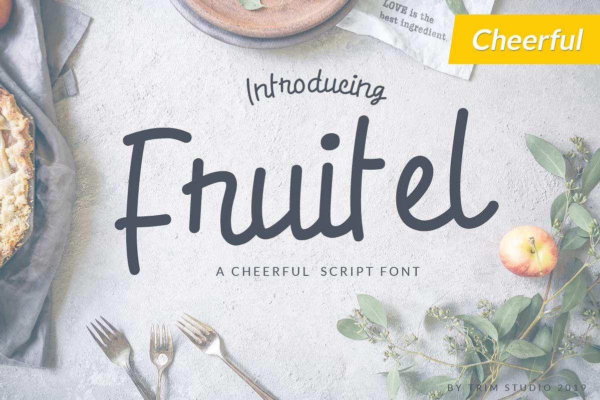 Fruitel - Kids Script example image 1