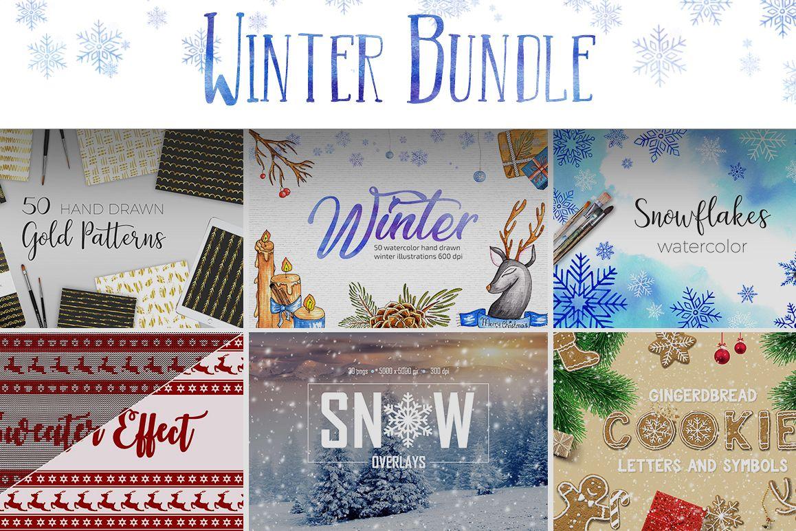 Winter Bundle example image 1