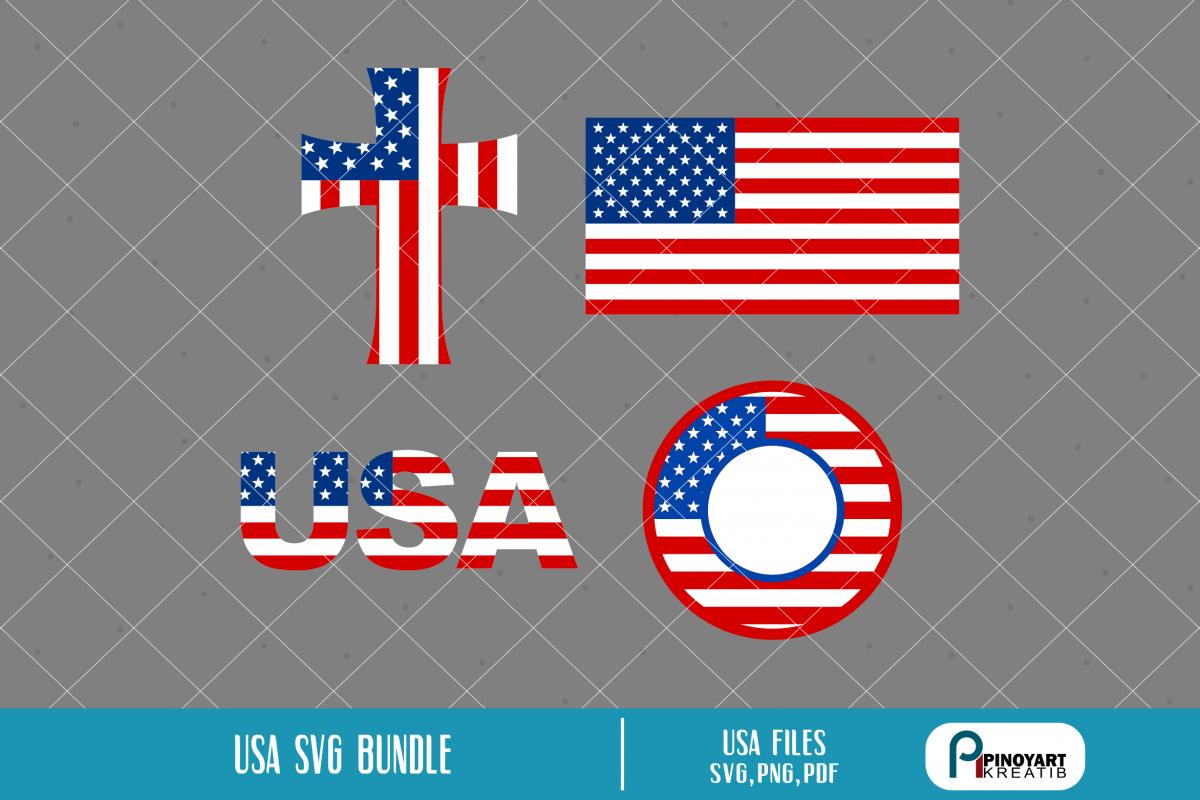 american flag svg, 4th of july svg, usa flag svg