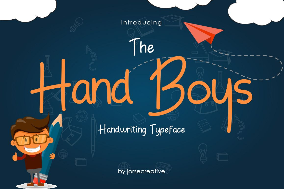 Hand Boys example image 1