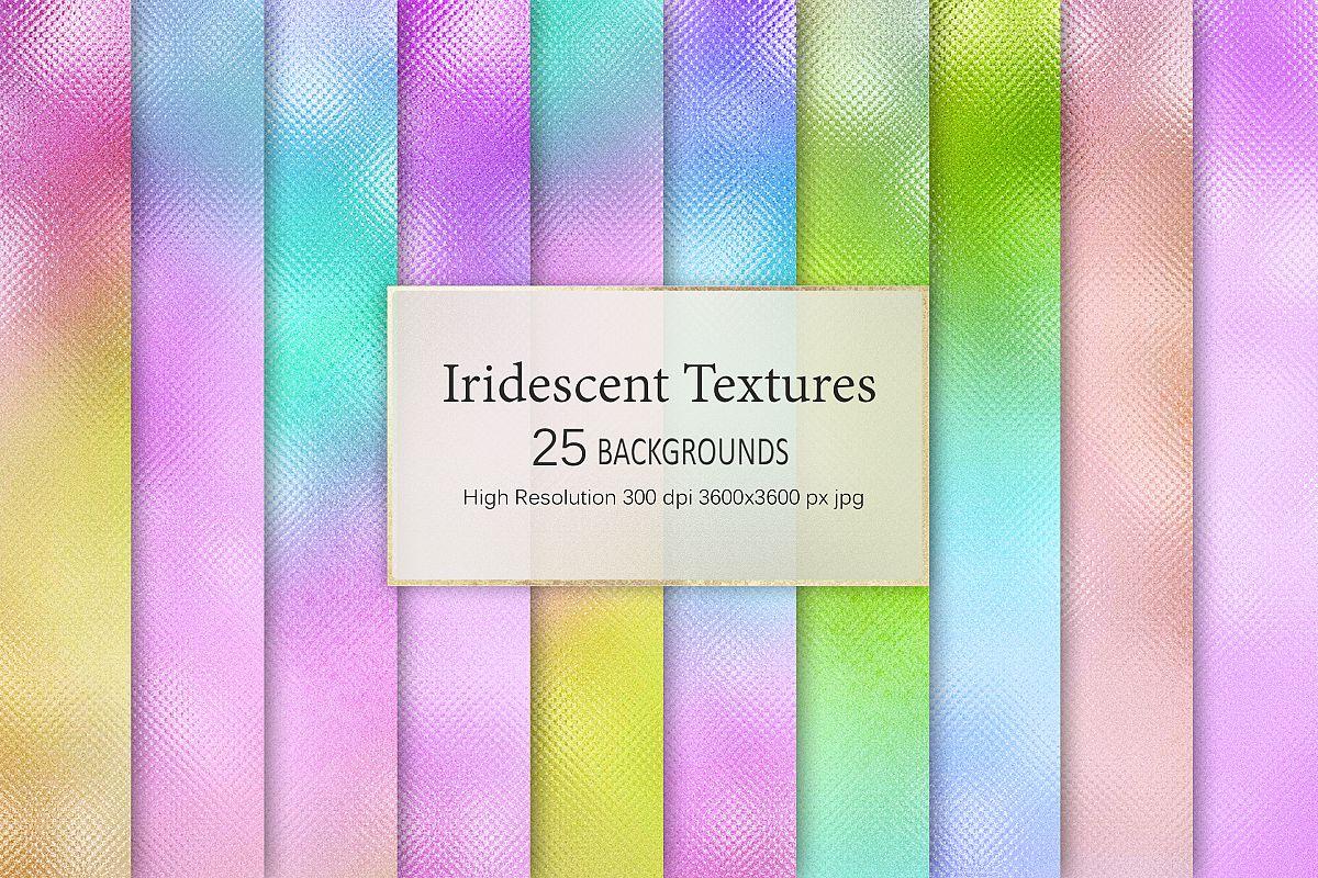 Iridescent Textures example image 1