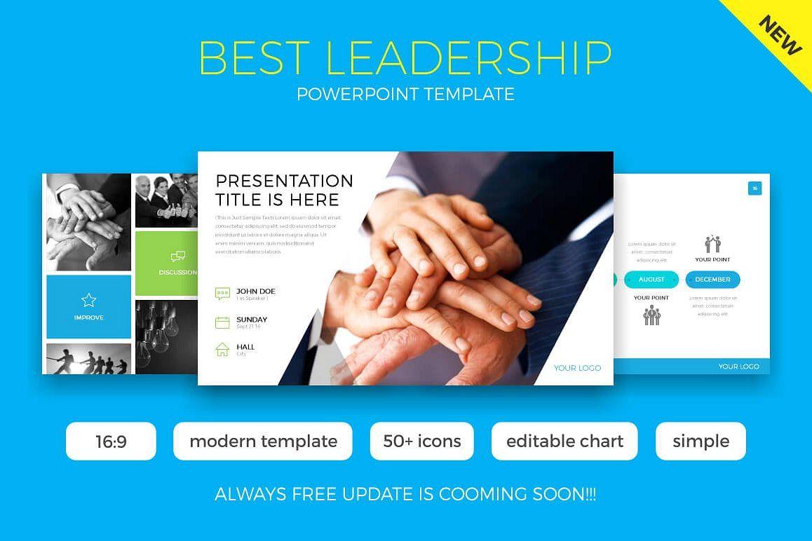 Best leadership powerpoint template by design bundles best leadership powerpoint template example image toneelgroepblik Images