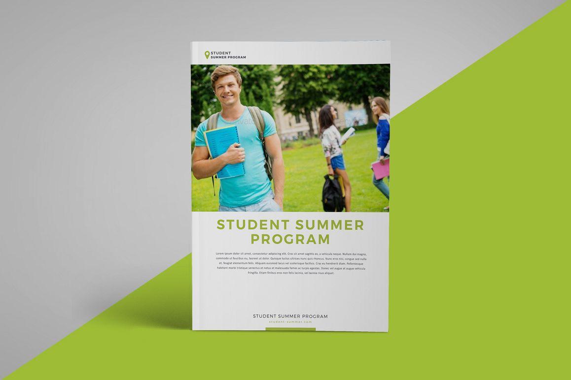 School program brochure example image 1
