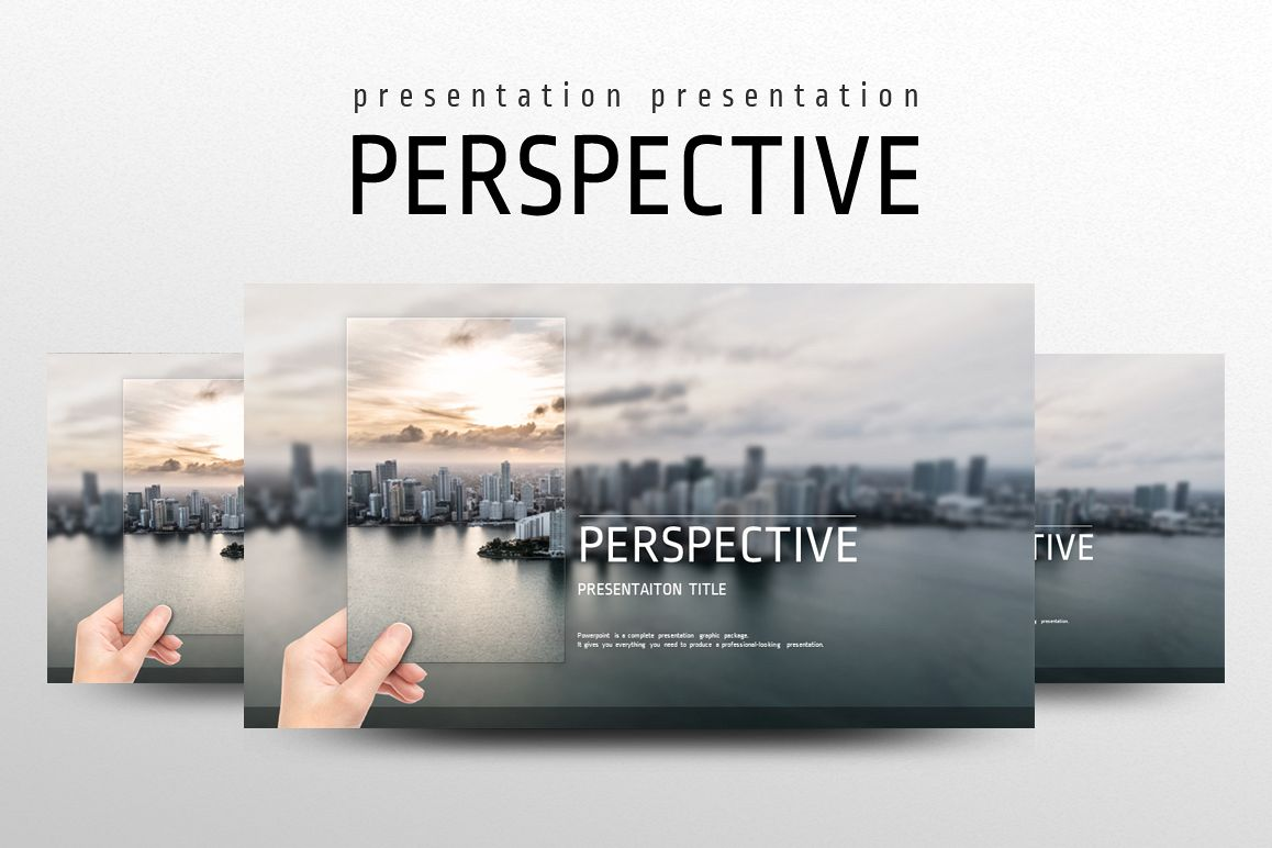 Business Perspective Template example image 1