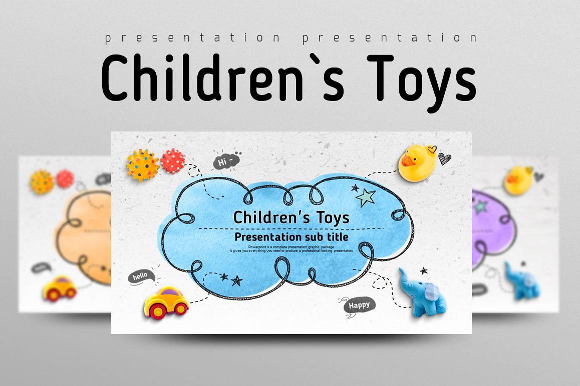 Play Therapy Presentation example image 1
