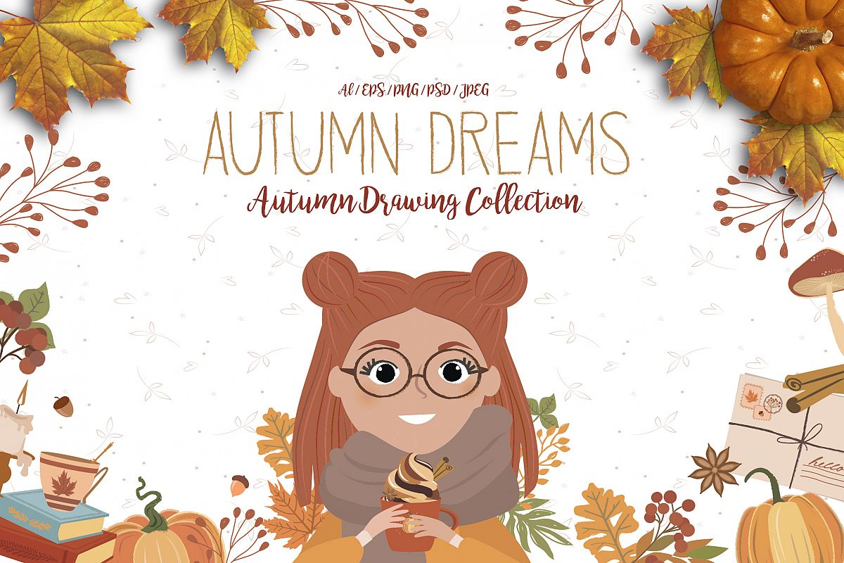 Autumn Dreams collection example image 1