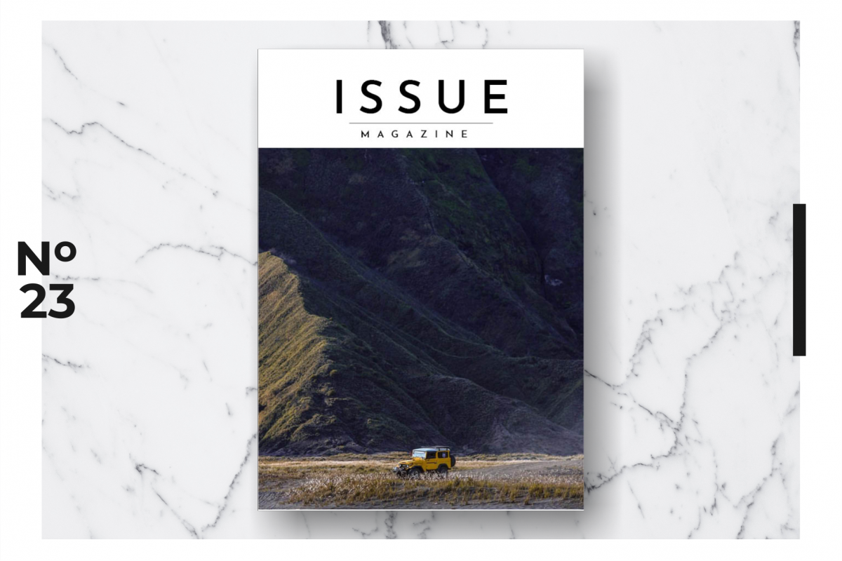 Magazine Template Vol. 18 example image 1
