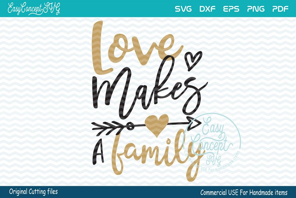 Love Makes A Family example image 1