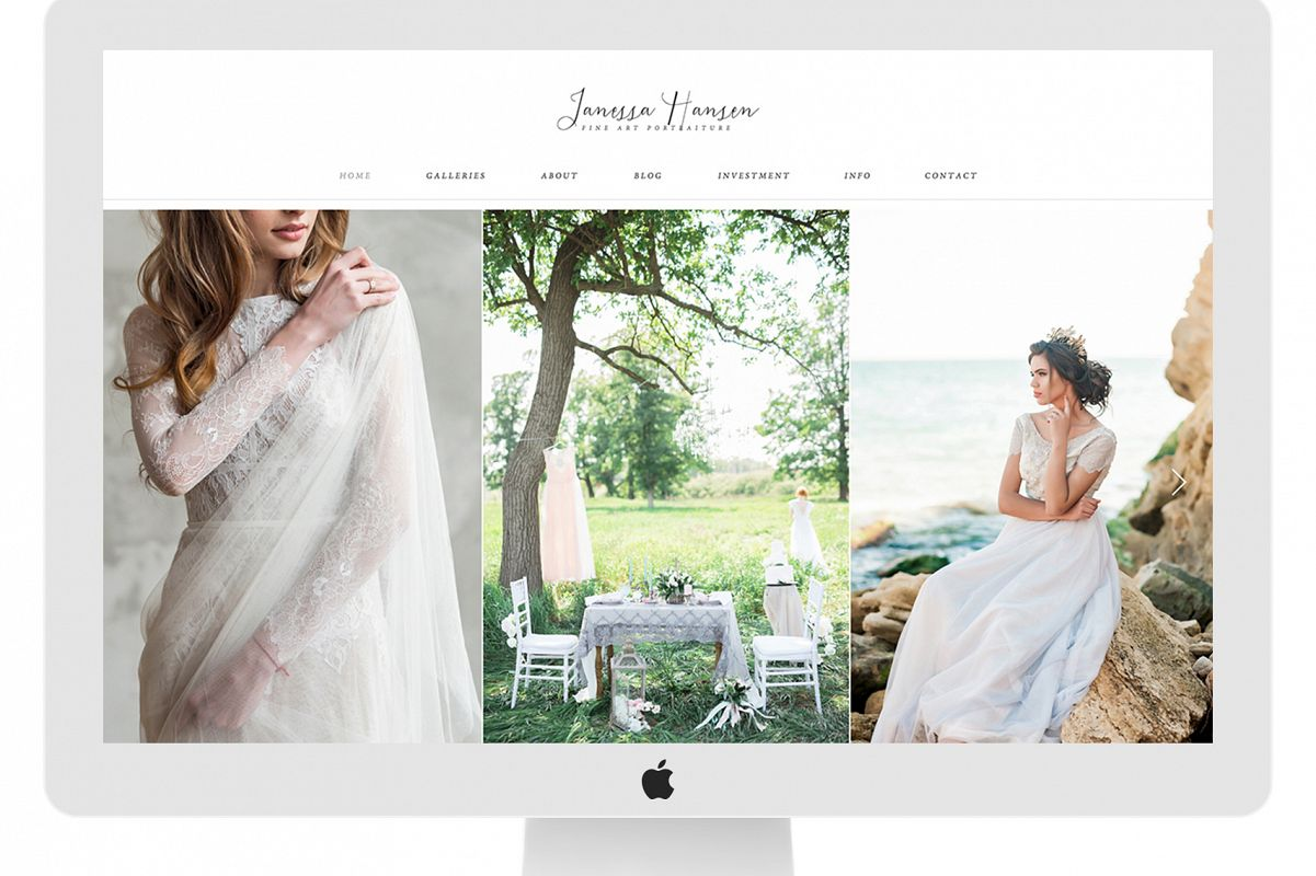 Wix Photography Website Template By Sun Design Bundles - Wedding photography website templates