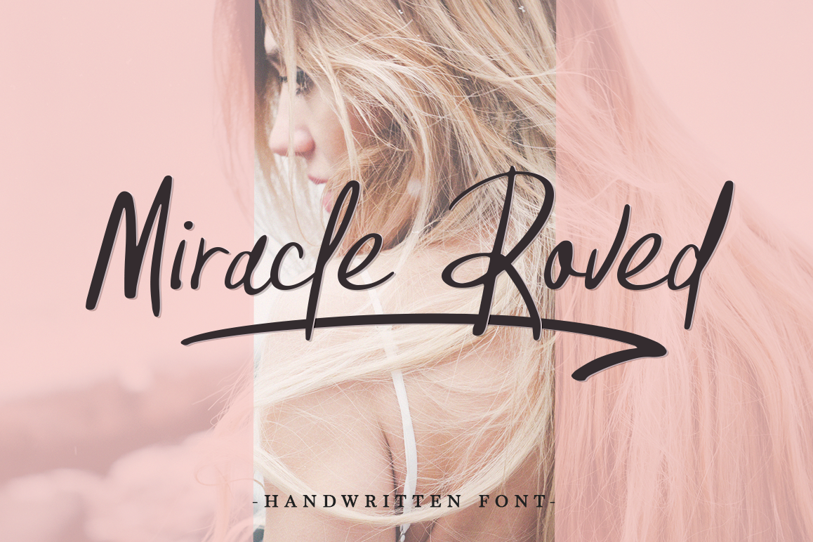 Miracle Roved example image 1
