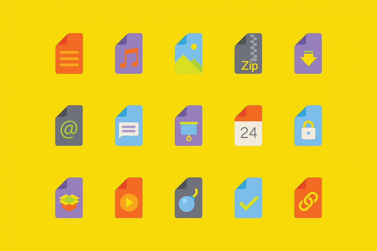 App Page icons example image 1