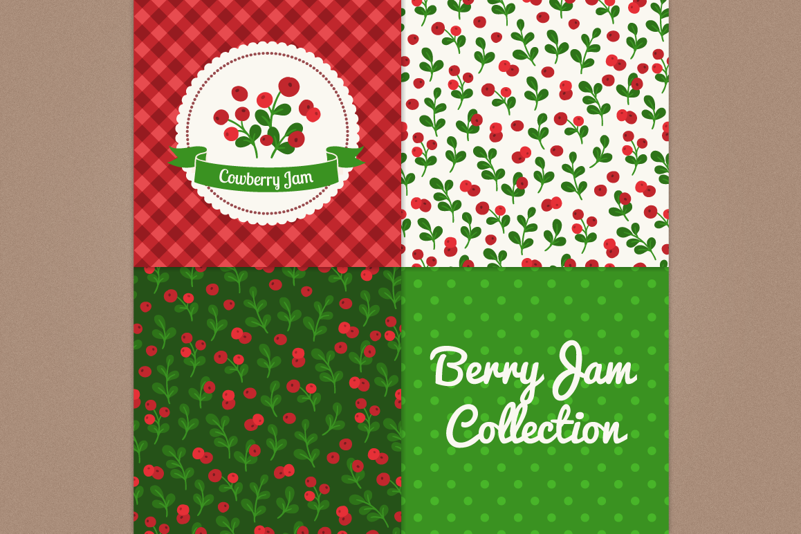 Cowberry Jam example image 1