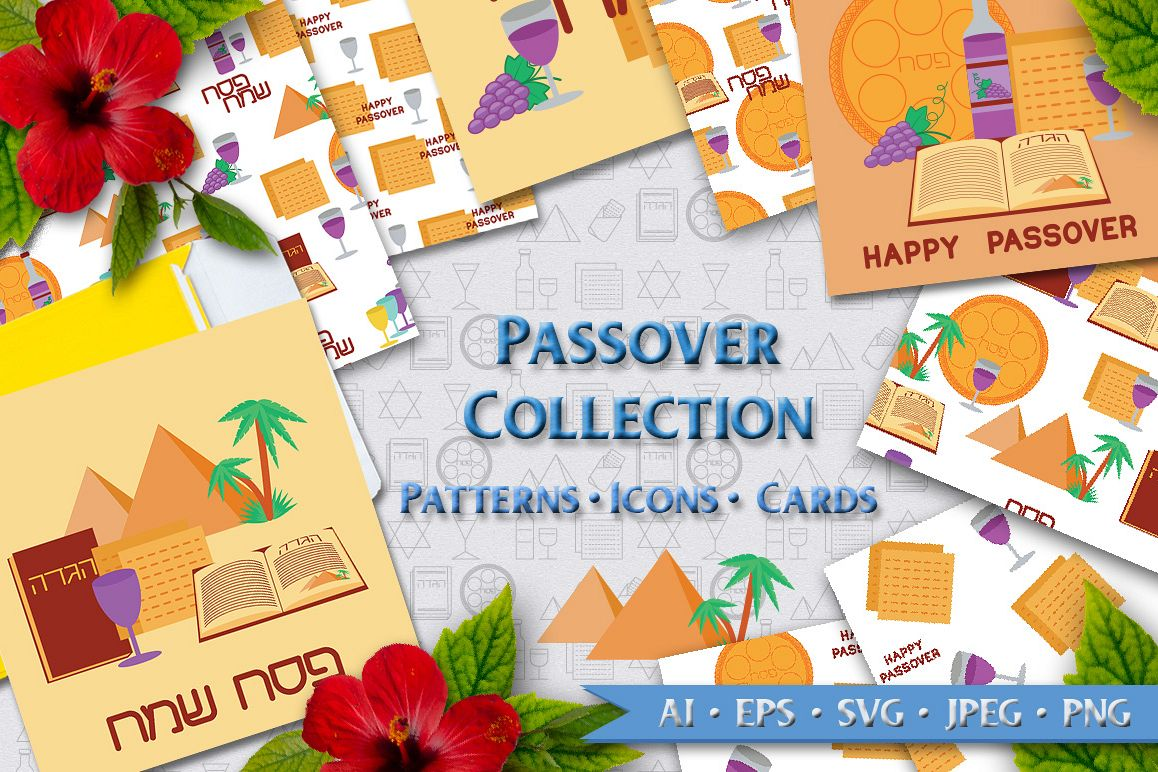 Passover Collection example image 1