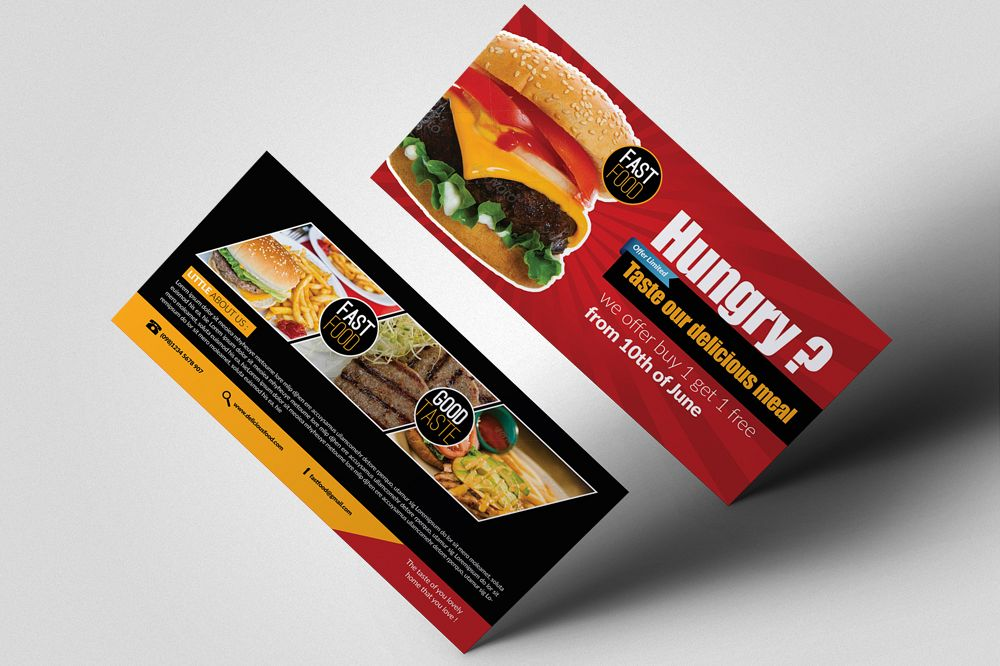 Food & Restuarant Gift Vouchers example image 1