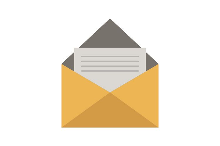 Message icon example image 1