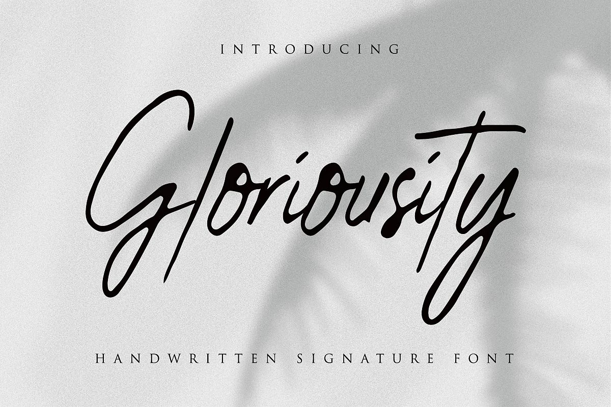 Gloriousity example image 1