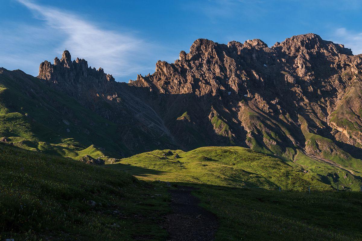 Seiser Alm mountains example image 1