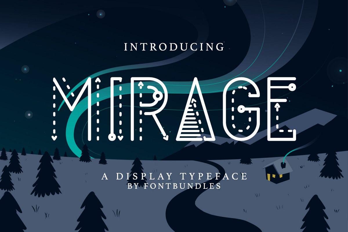 Mirage example image 1