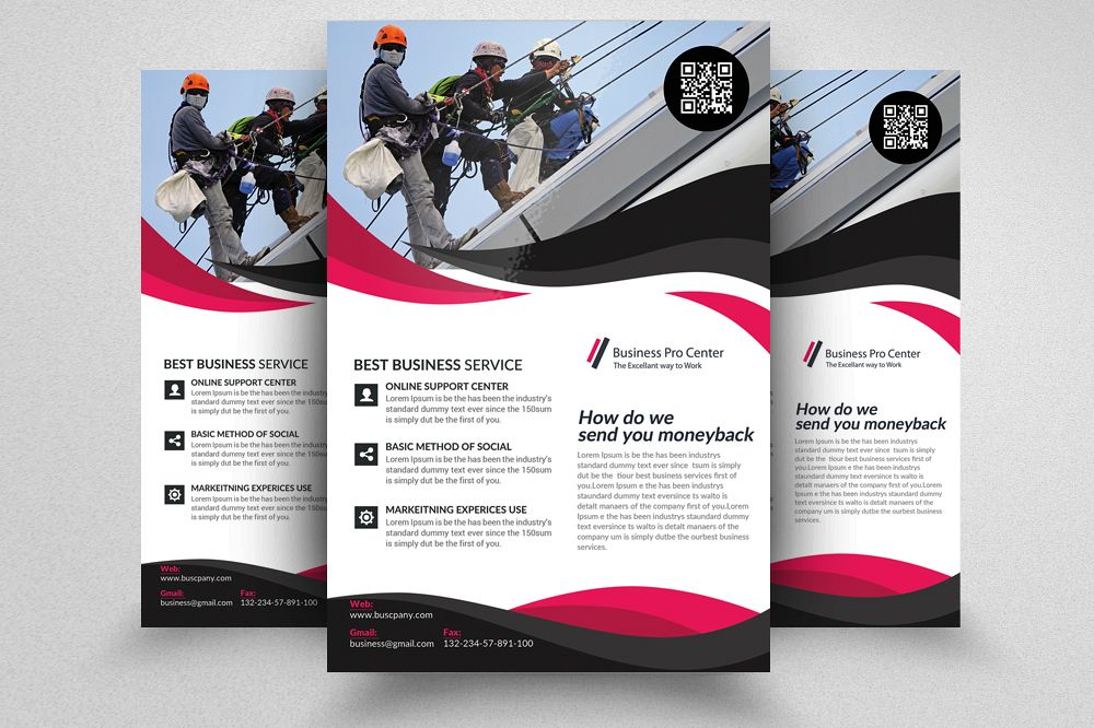 Marketing consultant flyer templates by design bundles marketing consultant flyer templates example image reheart Gallery