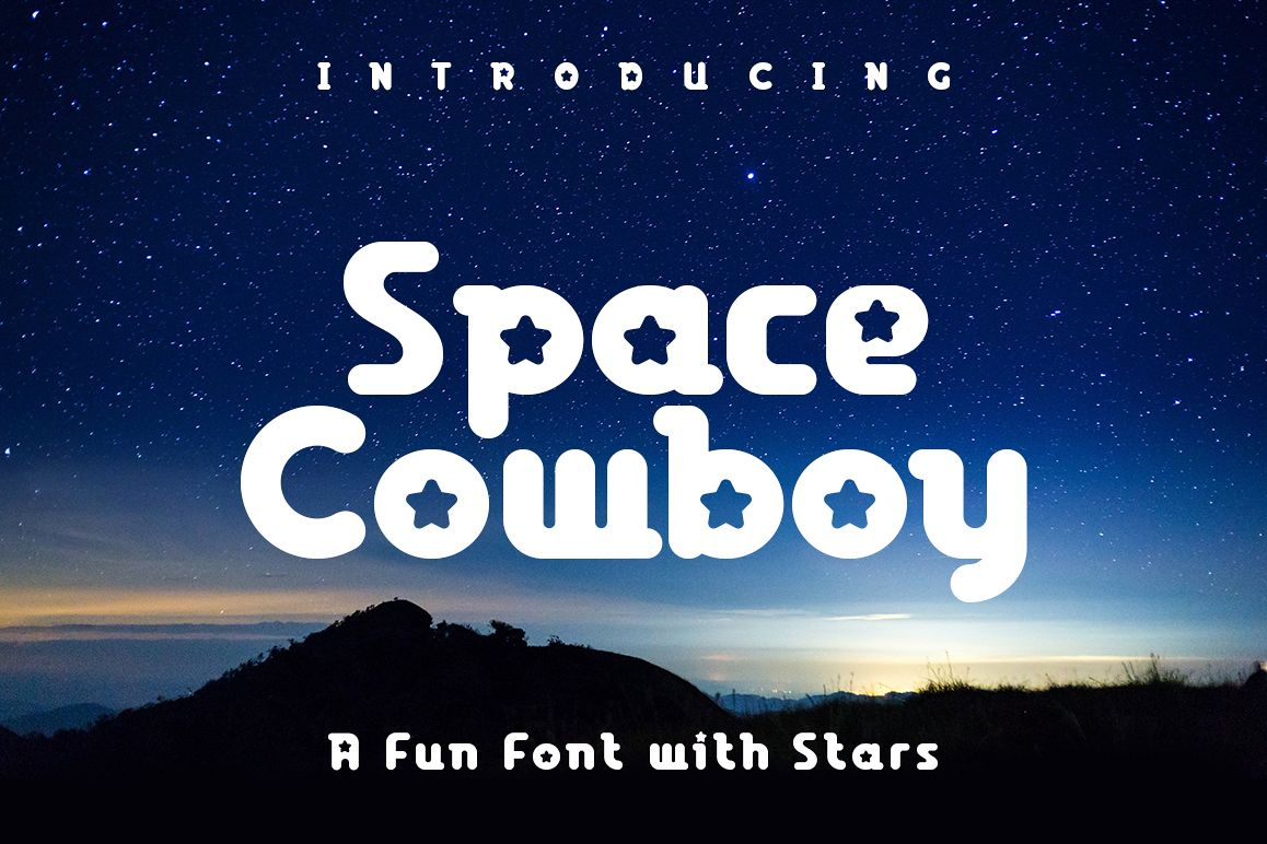 Space Cowboy example image 1