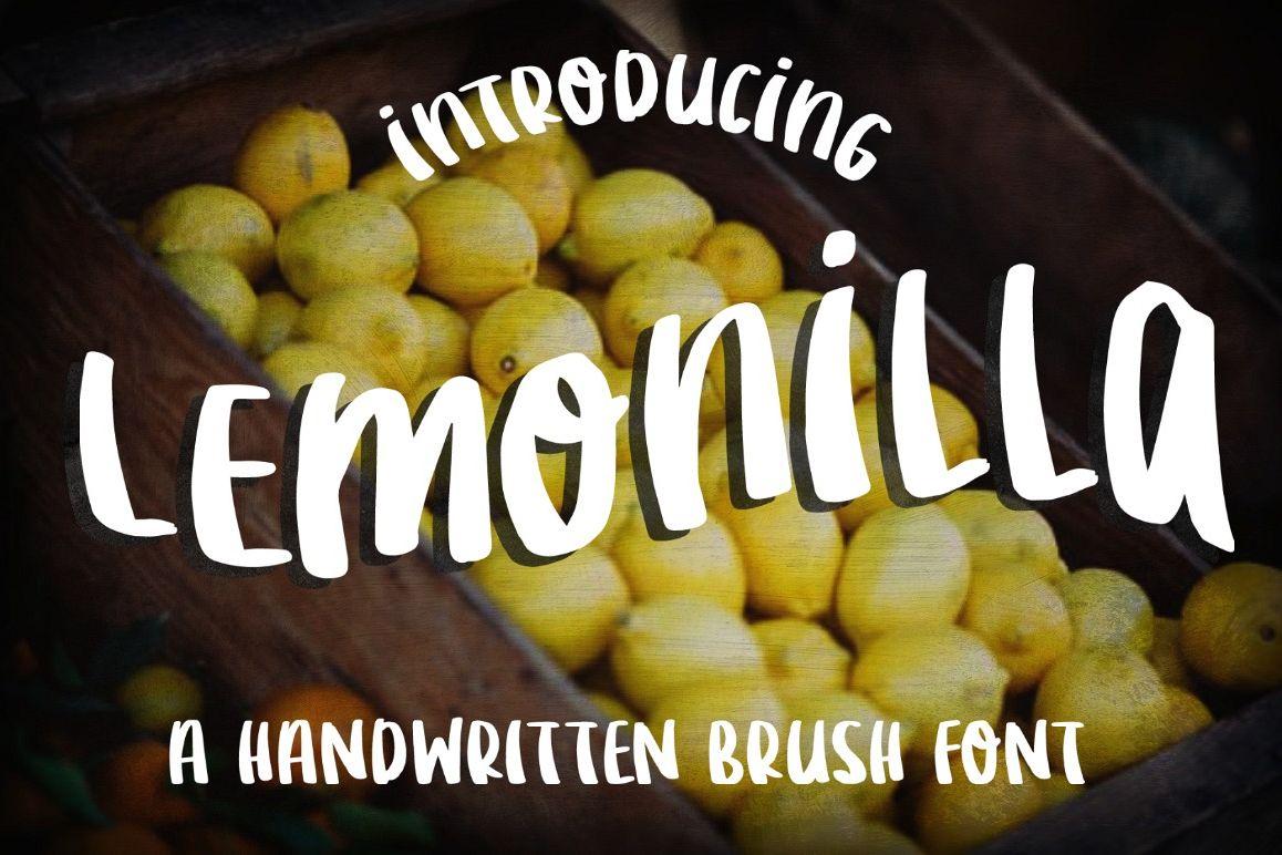 Lemonilla Short example image 1