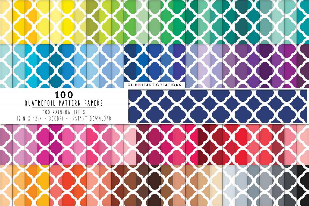 Quatrefoil Pattern Magnificent Decorating Ideas