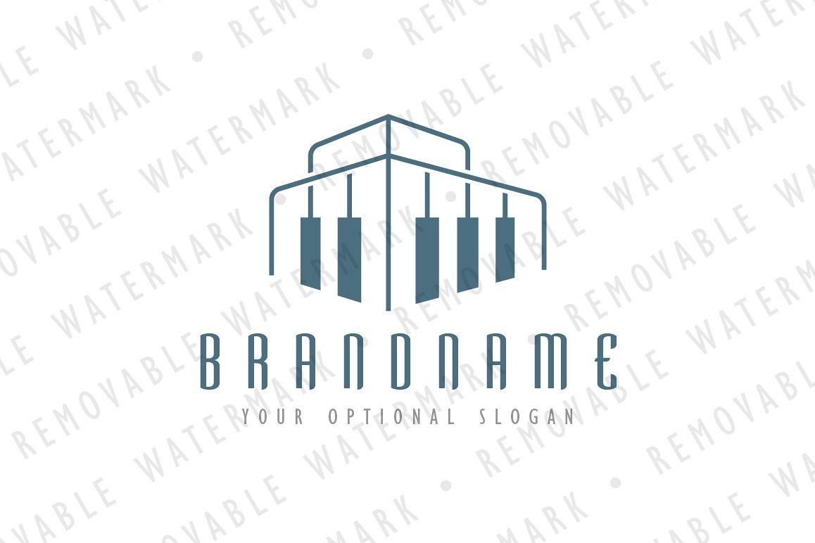 Piano Architecture Logo example image 1