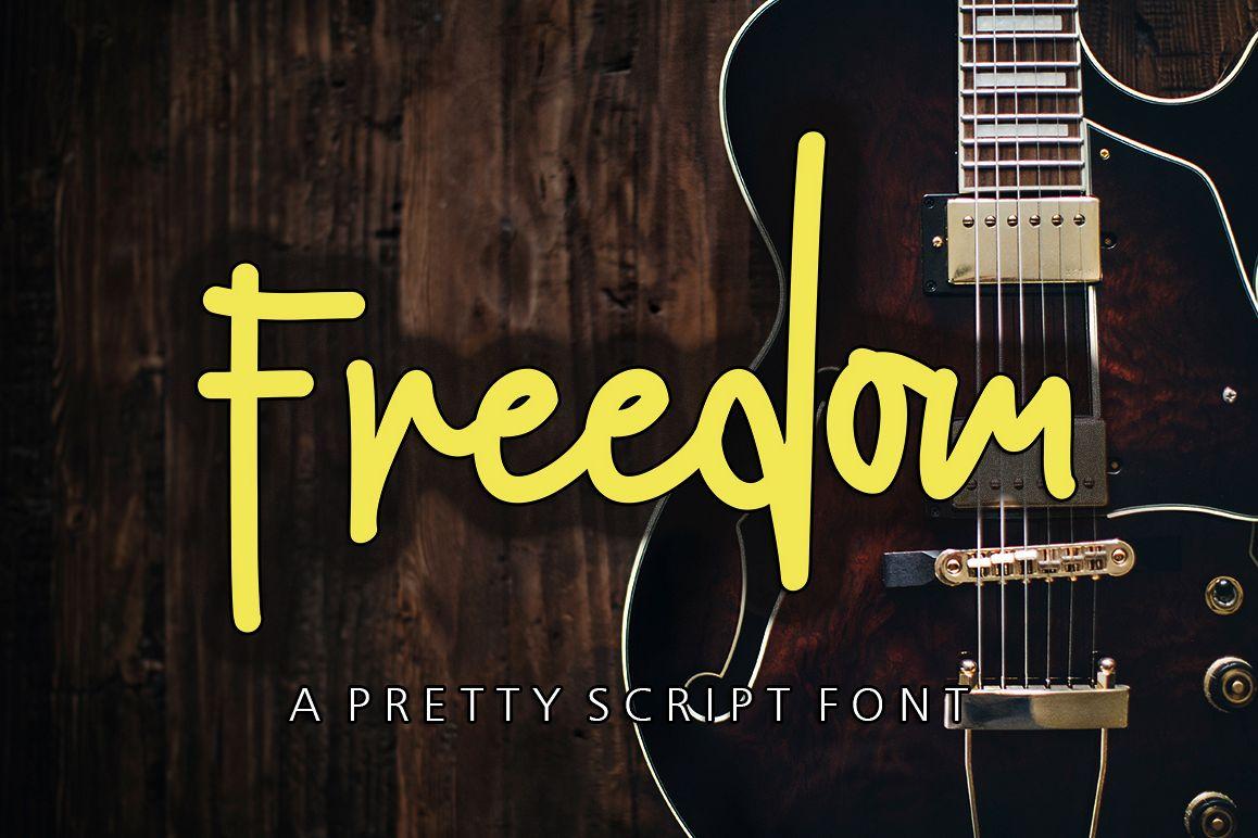 Freedom example image 1