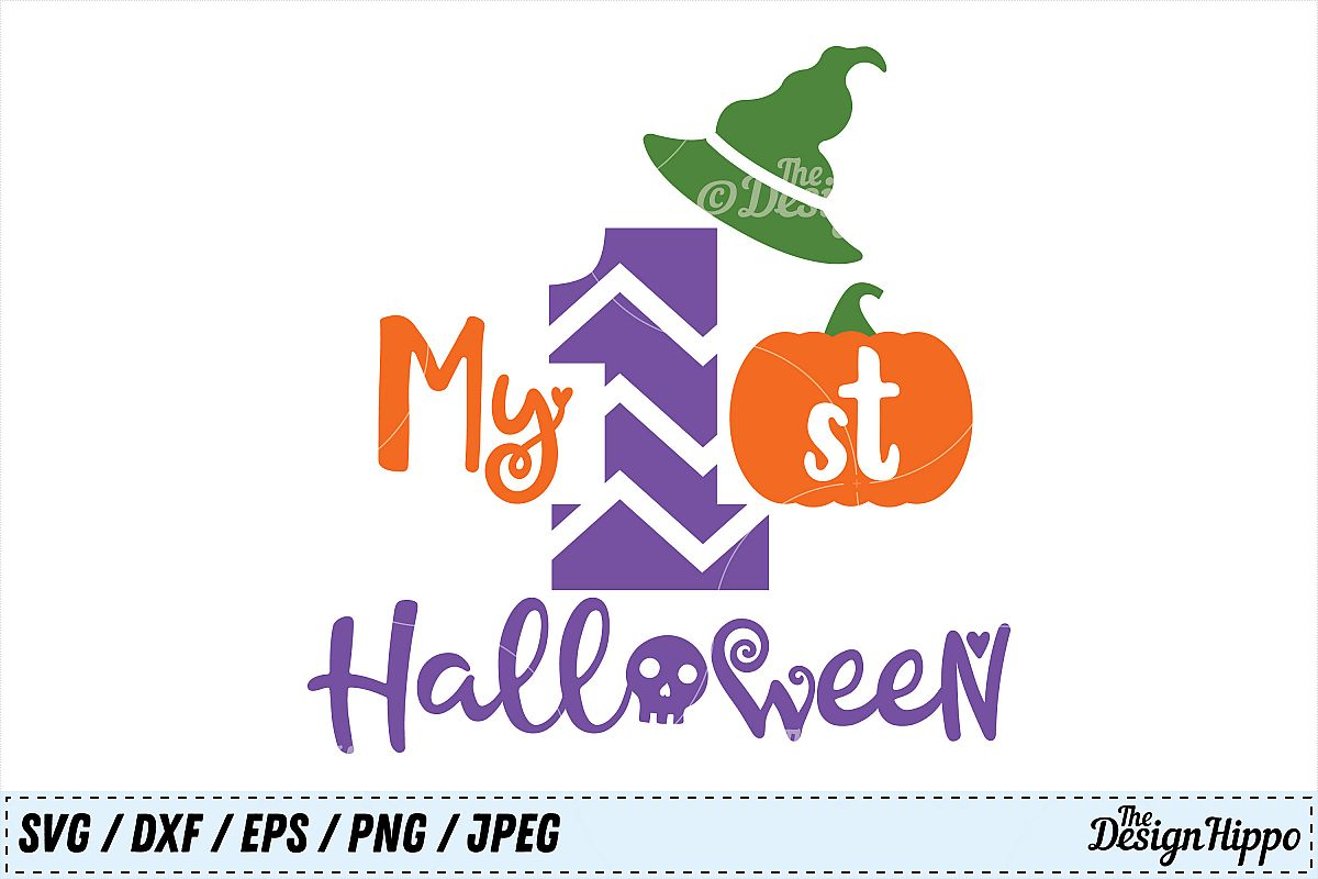 my 1st halloween svg first 1st halloween svg baby svg png example image