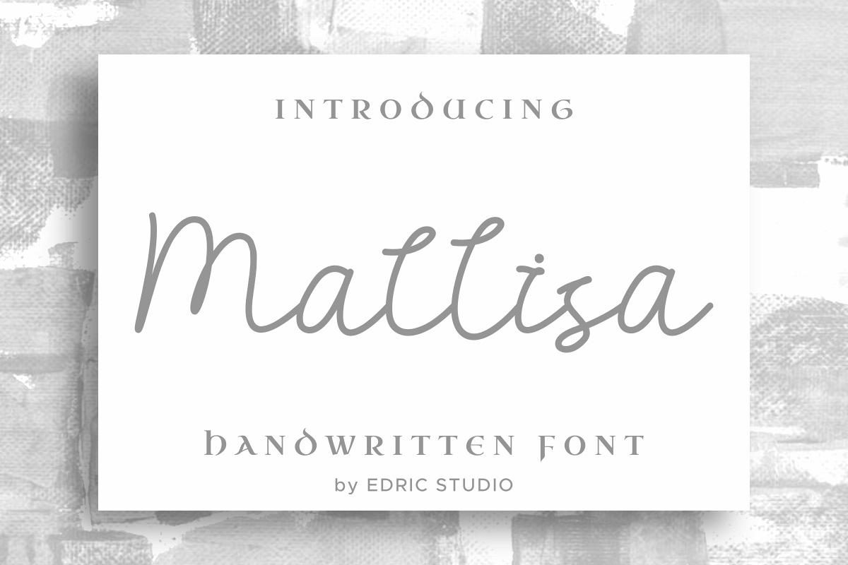 Mallisa example image 1