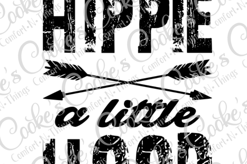 A little hippie, a little hood example image 1