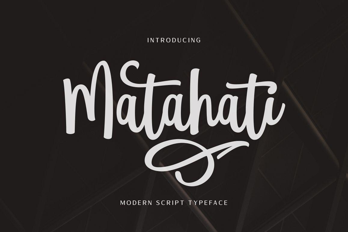 Matahati example image 1