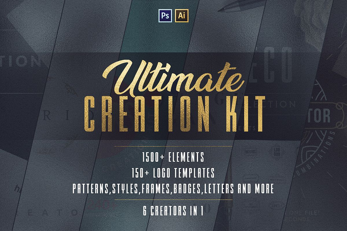 6in1 Ultimate Creation Kit example image 1
