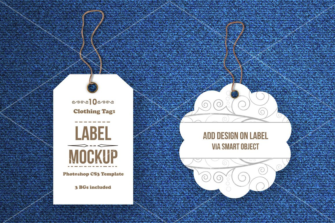 tags labels mockup bundle by aivos design bundles