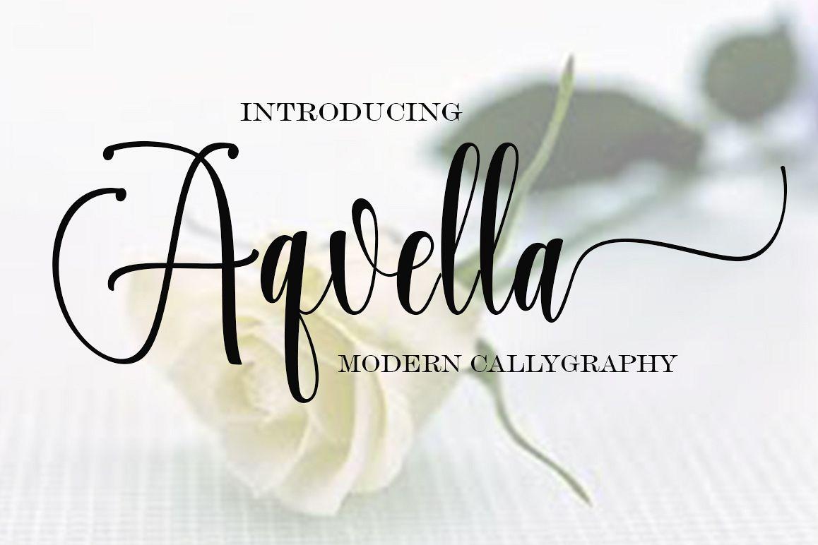 Aqvella example image 1