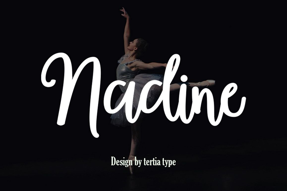 nadine script example image 1