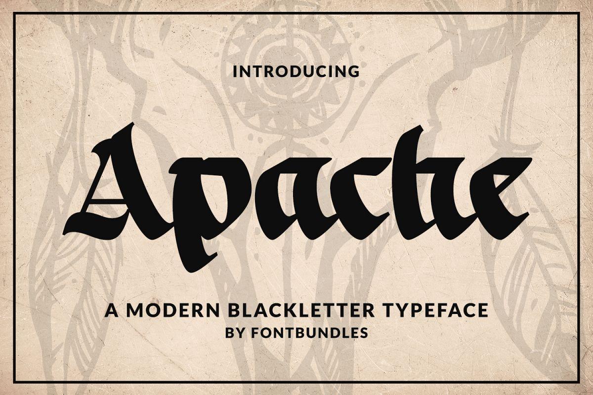 Apache example image 1