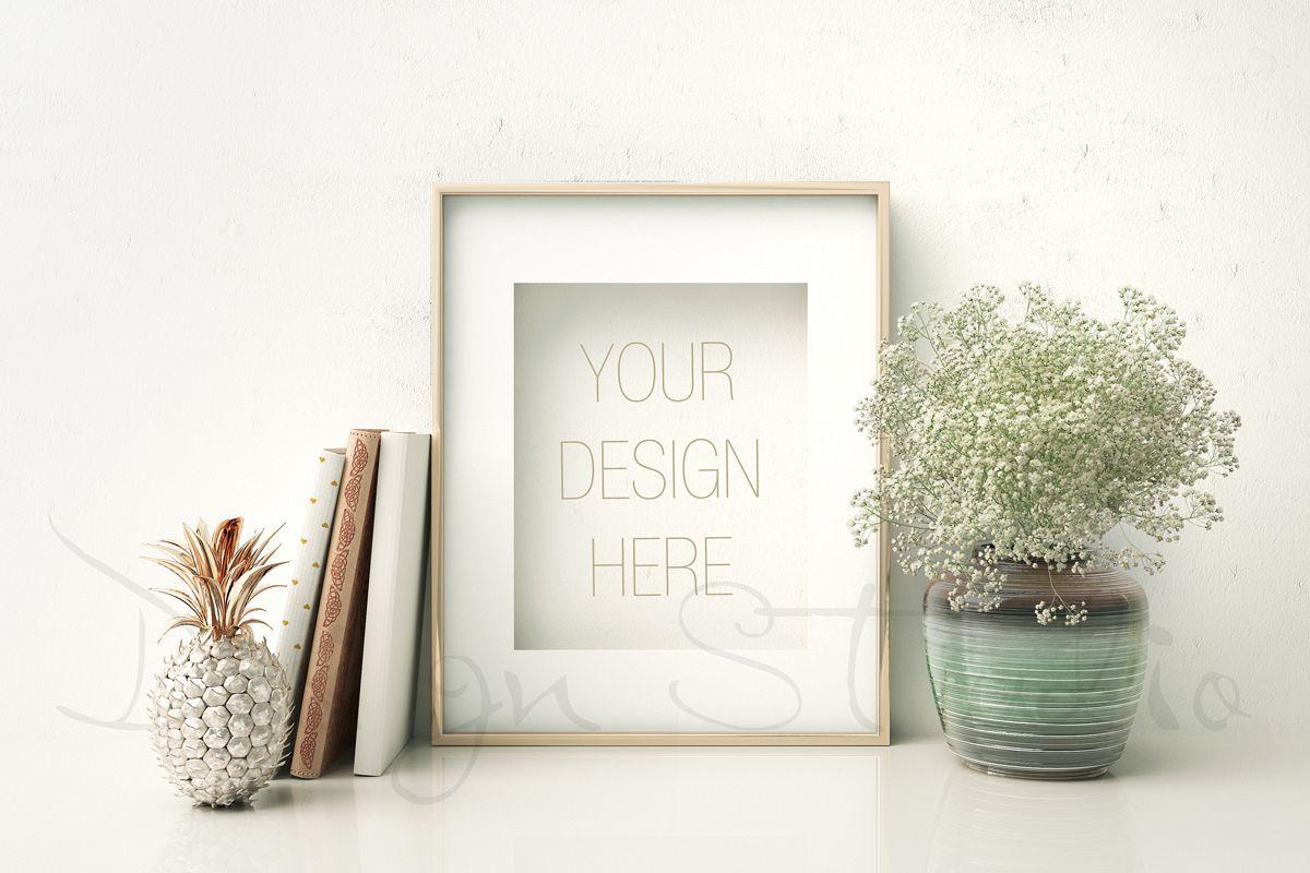 Styled Stock Photography, Frame Mockup,  example image 1