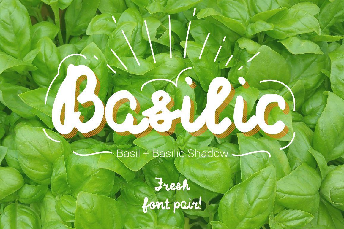Basilic & Basilic Shadow example image 1