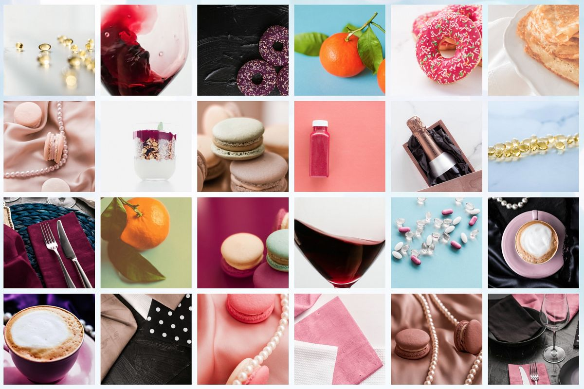 50 Images | Food & Drinks Stock Photo Bundle #1 example image 1