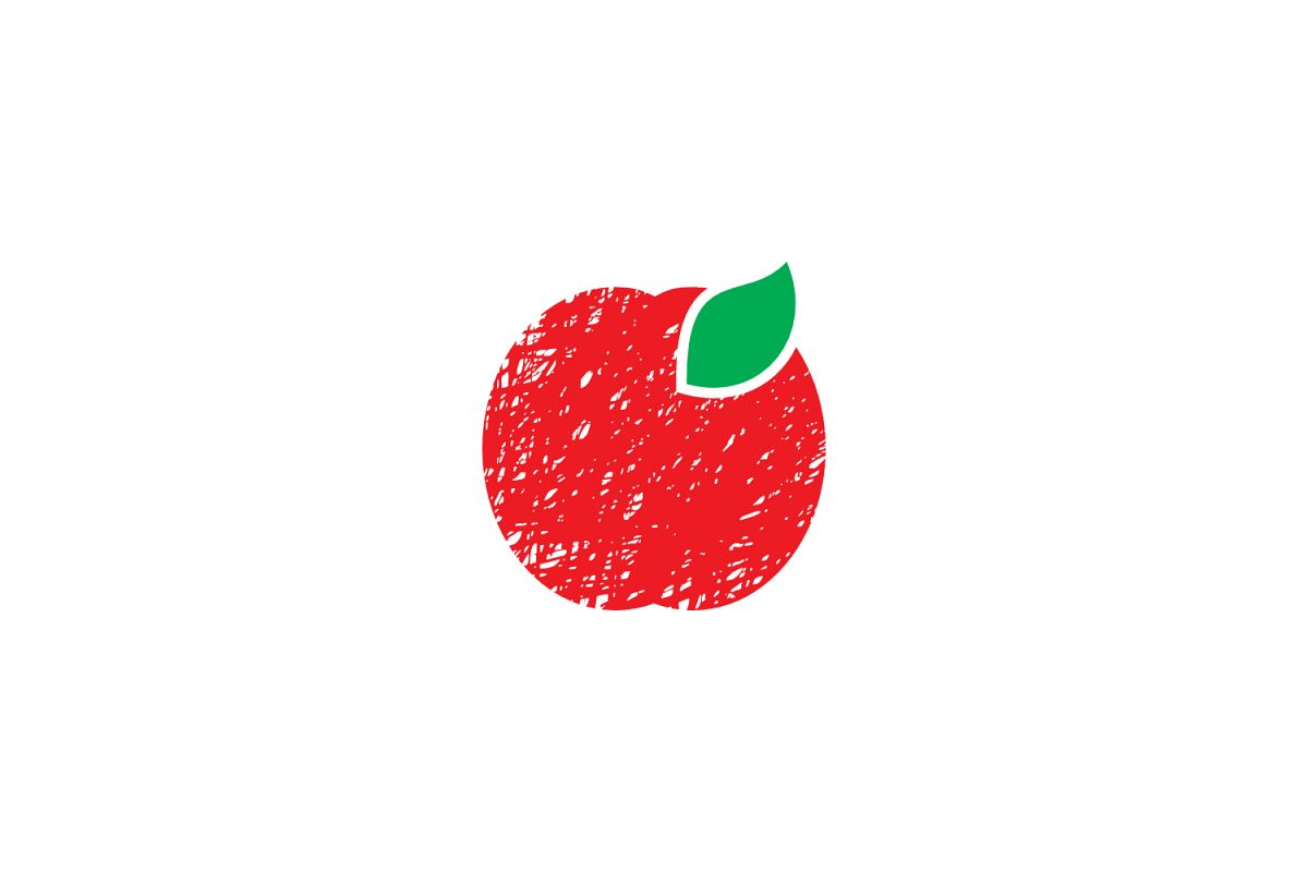 apple fruit logo example image 1