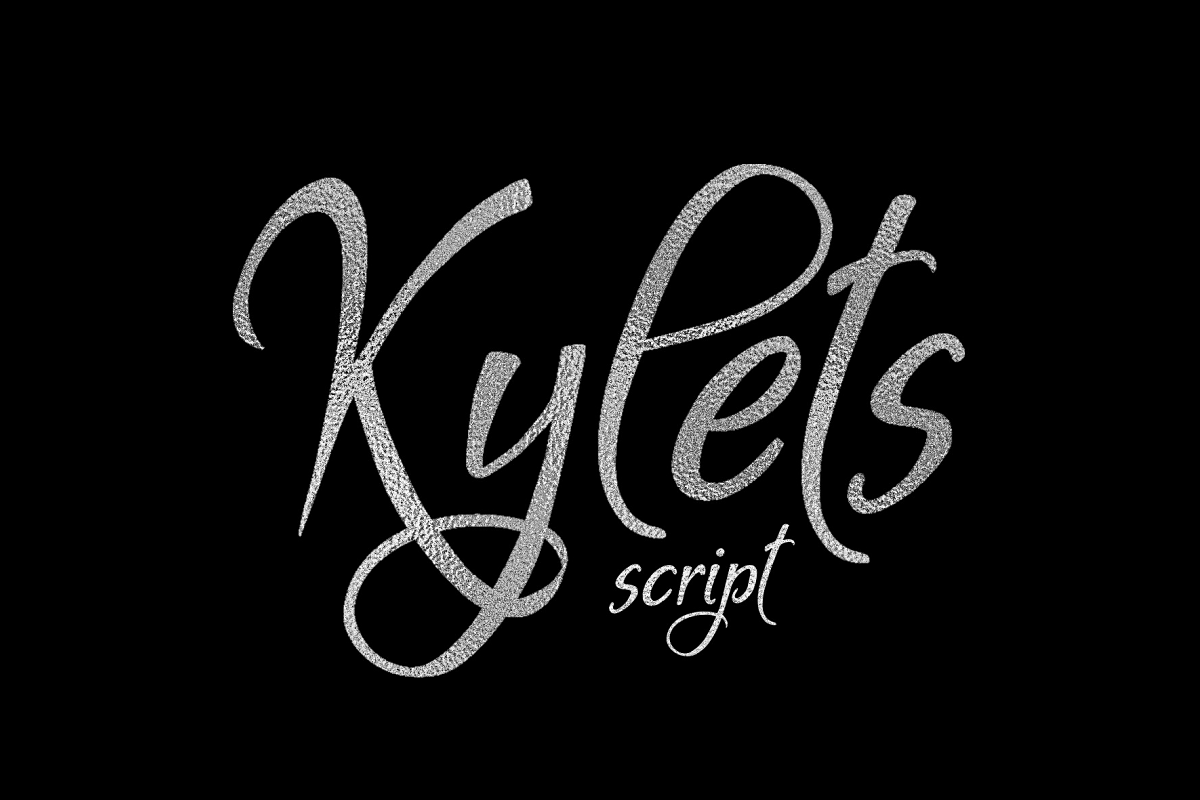 Kylets Font example image 1
