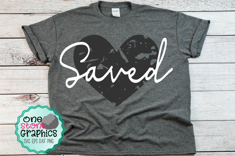 saved svg,saved with grunge heart svg,grunge heart svg,saved example image 1