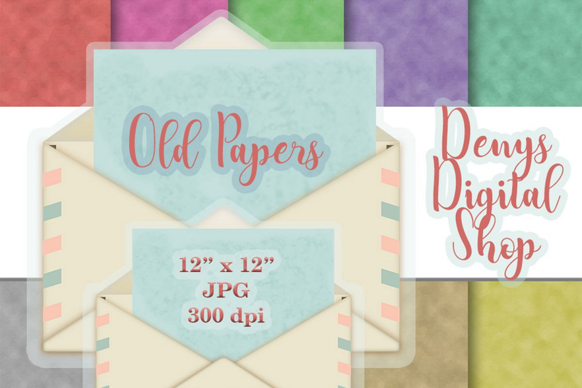 Old Paper, Old Paper Background, Old Paper for Print,SALE example image 1