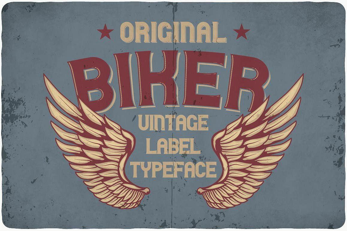 Biker example image 1