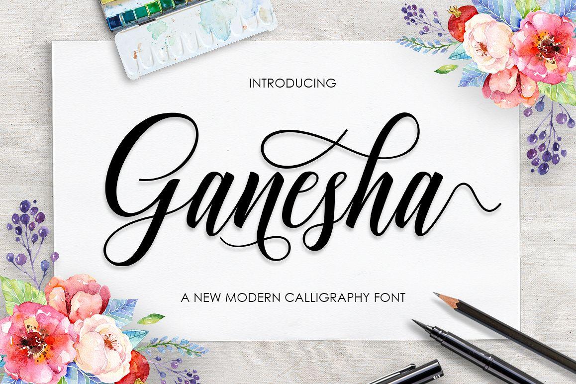 Ganesha Script example image 1