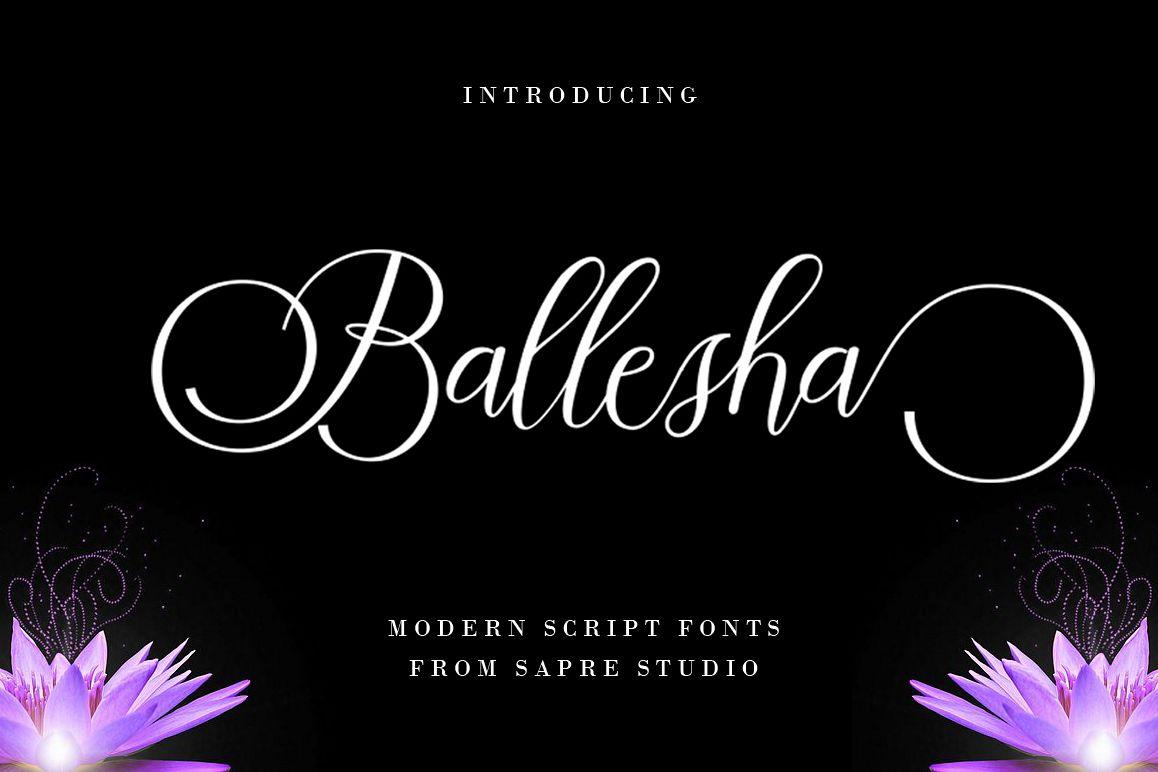 Ballesha example image 1