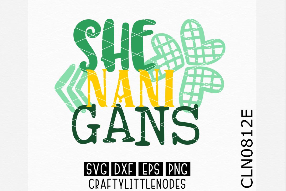 Shenanigans SVG example image 1