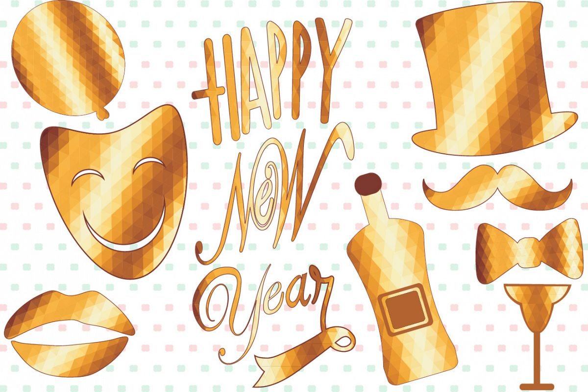 props happy new year 2018 2019 svg 9p example image 1